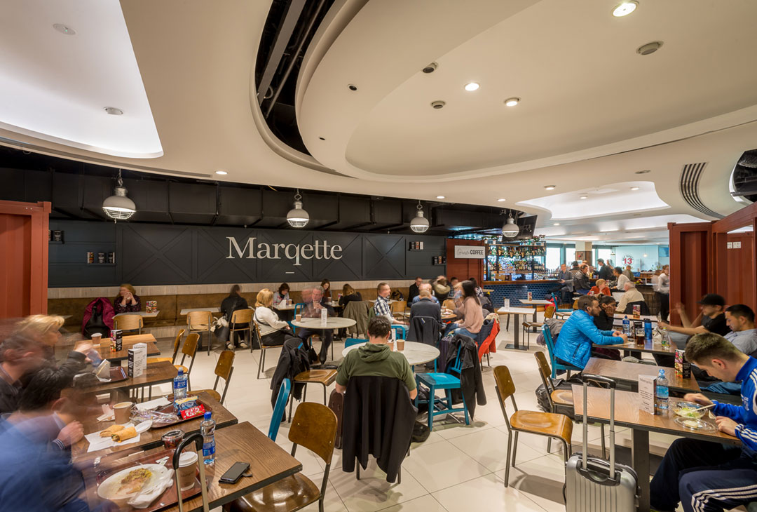 Image result for marqette dublin airport