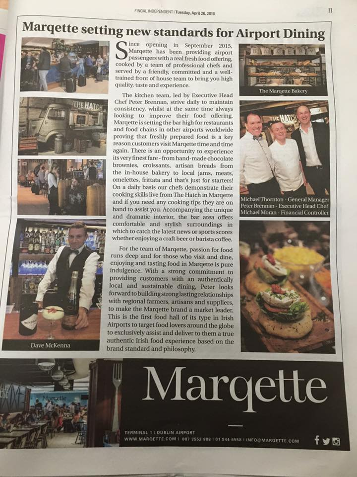 Marqette Fingal Independent Review