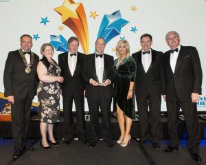 best new business Dublin airport restaurant